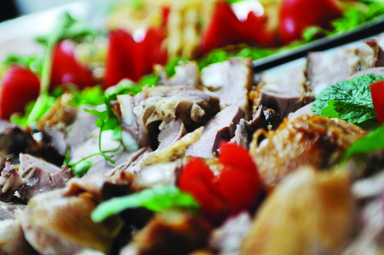 Stor familiebuffet hver søndag kl. 13:00 - 18:00